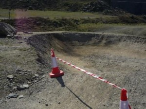 Lee Quarry Berm Tape